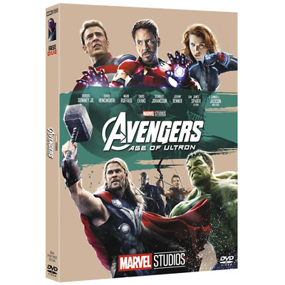 Avengers (The) : Age Of Ultron - 10 Anniversario  [Dvd Nuovo]