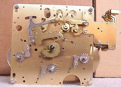 Franz Hermle 351-031 34 cm Wall Clock Chime Movement NEW