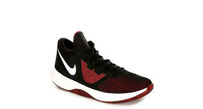 best service 5484c 410fa New in Box Nike Men s Air Precision II (2) Basketball Shoes Black Red