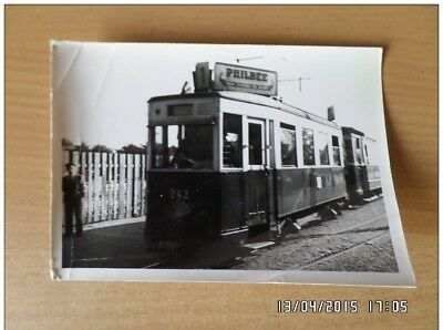 Photo de tram (Mulhouse)