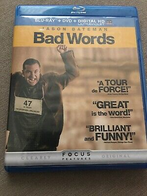 Bad Words (Blu-ray / DVD, 2014)