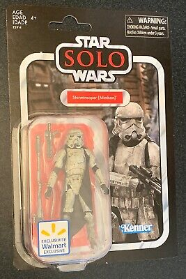 """Kenner Star Wars Solo The Vintage Collection VC123 3.75"""" Stormtrooper Mimban"""