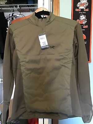 0d9315e4f6 Arcteryx Arc'teryx Leaf Naga Pullover AR Model 18361 CROCODILE Extra Large  XL
