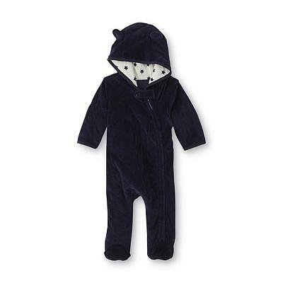 085fbda2a NWT BOYS SMALL Wonders Blue Snow Suit Size 0-3 Months - $18.99 ...