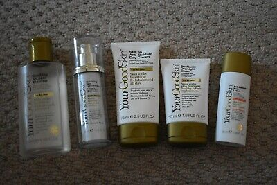 'Your Good Skin' - skincare bundle- moisturiser, balancing concentrate, and more