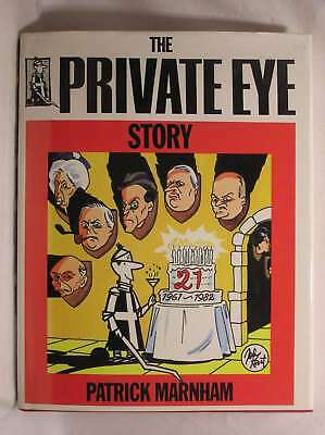 """Private Eye"" Story: The First Twenty-one Years, Marnham, Patrick, Excellent Boo"