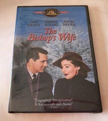 """The Bishop's Wife (DVD, 2001, Vintage Classics) CARY GRANT  """"NEW"""" **OOP, 1947**"""