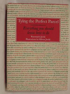 Tying the Perfect Parcel, Jarski, Rosemarie, Excellent Book