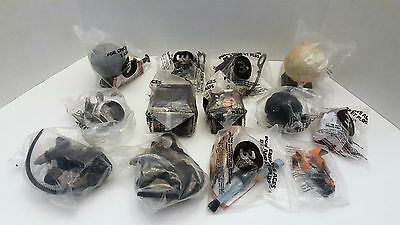 Taco Bell KFC Pizza Hut Lot of 13 STAR WARS EPISODE I PHANTOM MENACE TOYS 1999