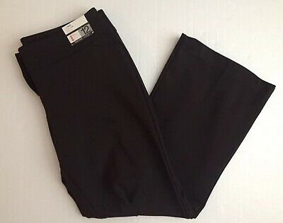 New York & Company Petite City Knit Dress Pants Size 12 NWT