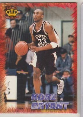 1996 Pacific Collection Regents of Roundball complete 54 card set Kobe Bryant