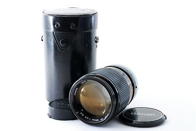 【MINT】 Canon FD 135mm F/2.5 S.C Telephoto Manual Focus Lens From JAPAN #hk688