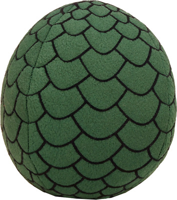 Game of Thrones - Dragon Egg Plush - Green Egg (Rhaegal)