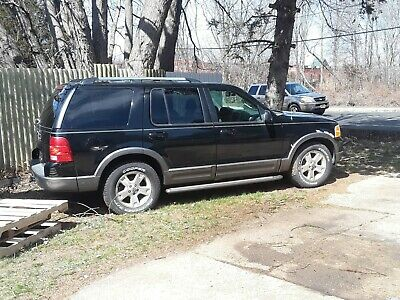 2003 Ford Explorer XLT AWD 2003 Ford Explorer XLT AWD 110K Miles  4.0L V6 SOHC For Parts Does Not Run