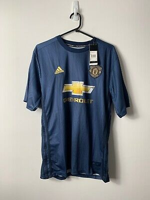 Manchester United Away Shirt BRAND NEW LARGE