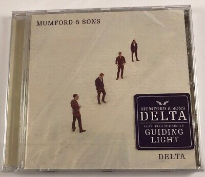 Mumford And Sons - Delta CD - Brand New & Sealed