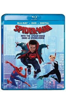 Spider-Man Into The Spider-Verse DC ONLY (READ DESCRIPTION)