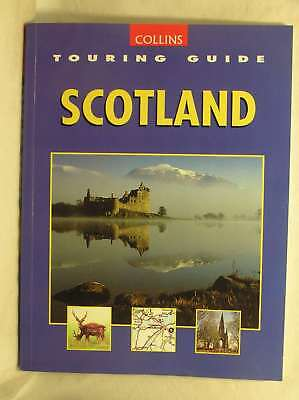 Touring Guide of Scotland (Collins Touring Guide), Ramsay, Alex, Excellent Book