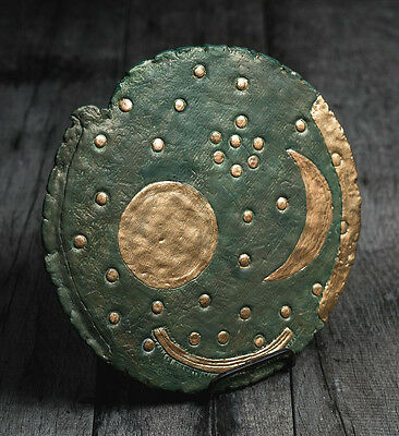 Nebra Sky Disk (Rare Reproduction)