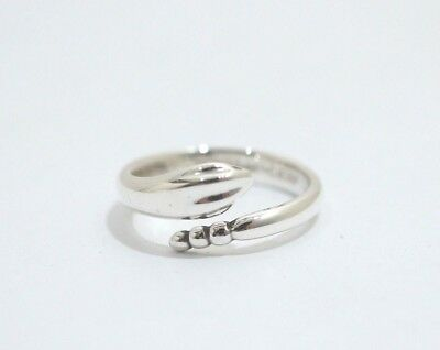 be09aa676d22a TIFFANY & CO. Elsa Peretti Sterling Silver Snake Ring - $175.00 ...