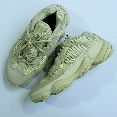 e453db9ce31 ADIDAS YEEZY 500 Super Moon Yellow Authentic In Hand Men s DB2966 ...
