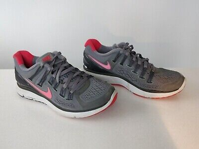 0c901423b96 WOMENS NIKE LUNARECLIPSE 4 Pink Size 11 Dynamic Support -  30.00 ...