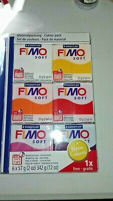 Staedtler Fimo soft clay