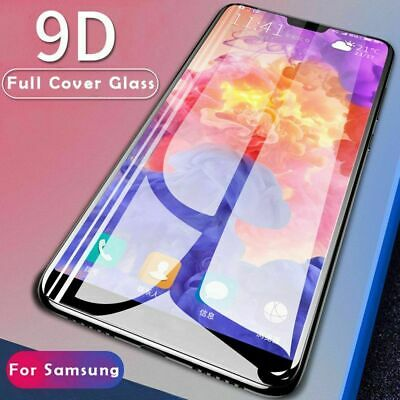 For Samsung Galaxy S10e S10 Plus 9D Curved Full Tempered Glass Screen Protector