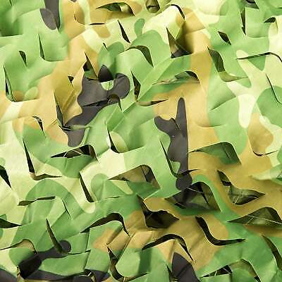 Oxford Fabric Camouflage Net/Camo Netting Hunting/Shooting Hide Army 5 Sizes UK
