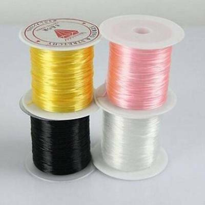 DIY Strong Stretchy Beading Elastic Crystal String Cord Wire Thread Rope 10m