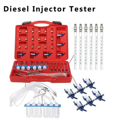 Auto Diesel Injector Cleaner Tester Tool Common Rail Car Diagnostic Service Tool