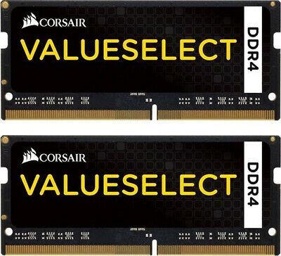 Corsair - SO-DIMM 16GB DDR4-2133 Kit, Arbeitsspeicher Hardware/Electronic C NEW