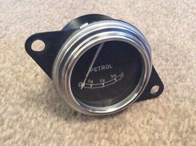 SMITHS FUEL GAUGE ..52 MM Diameter. FORD 103E. 6V Reconditioned