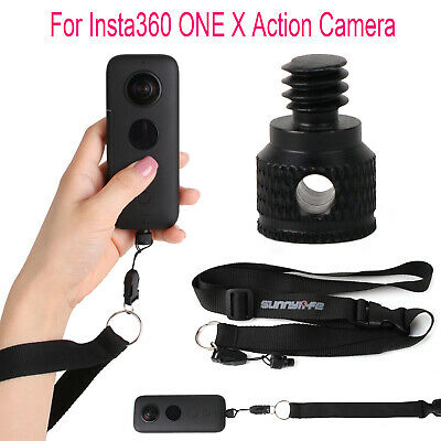 Sunnylife Adjustable Neck Strap Lanyard For Insta360 ONE X Action Video Camera