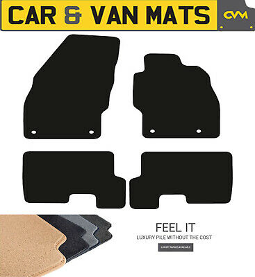 Vauxhall Corsa E (2014 to 2019) Fully Tailored Choice of Carpet Car Floor Mats