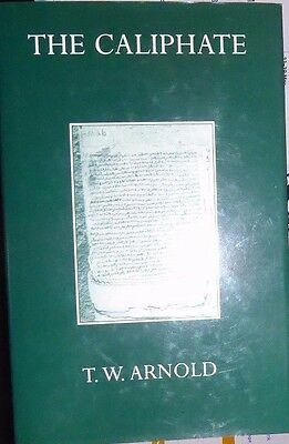T.W. Arnold, The Caliphate (Sandpiper Books 2000) HARDBACK  ST 11