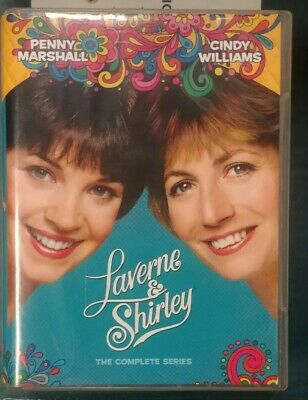 Laverne And Shirley: The Complete Series [Very Good, DVD] Boxed Set