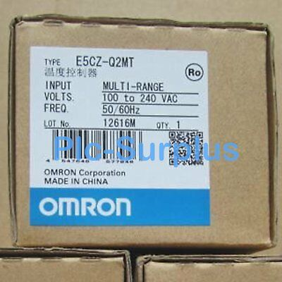 Omron Temperature Controller E5CZ-Q2MT E5CZQ2MT 100-240VAC New One year warranty