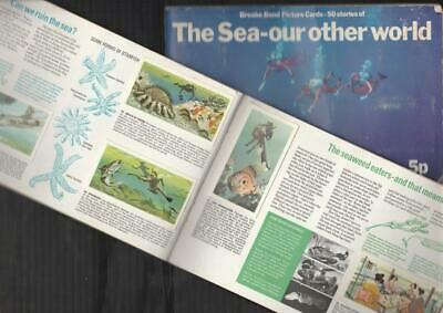 Album Full Set 50  The Sea -Our Other World 43Yrs B/Bond Like Cigarette Cards