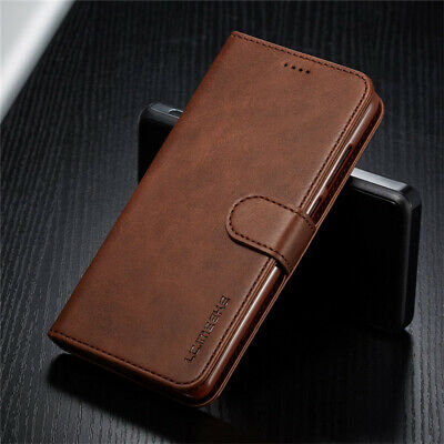 For Samsung Galaxy A50 A30 A10 PU Leather Magnetic Wallet Flip Case Cover Stand