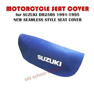 Motorcycle Seat Cover Suzuki Dr250S Dr250 S 1991-1995