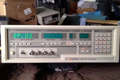 QuadTech 1750 LCR Digibridge General Radio