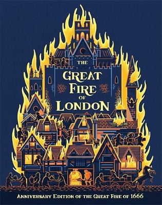 The Great Fire of London: Anniversary Edition of of 1666 (Hardcover) NEW BOOK
