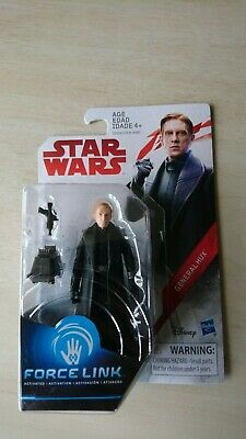 Star Wars E8 3.75 Inch Force Link Figure (General Hux) new and sealed.