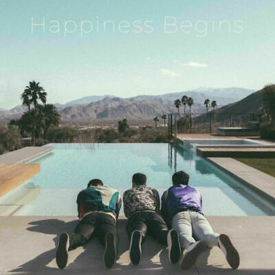 Jonas Brothers - Happiness Begins - CD - NEW - Sealed -