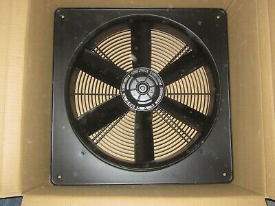 New ZIEHL-ABEGG FC040-4DQ.2F.6 Axial Fan 230-400v  a7