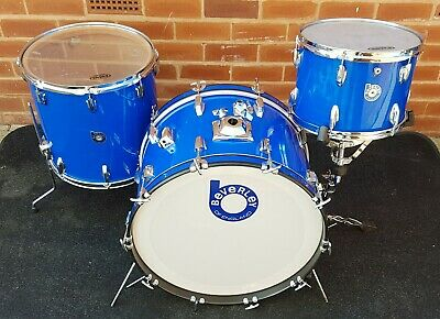 Beverley 3 Piece Drum Kit 22 13 16