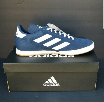 san francisco 62ce5 02adb NWT Adidas Men s Copa Super Soccer Shoes Collegiate Navy Suede CQ1946 Size  11