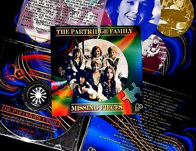 Partridge Family Missing Pieces CD (Edición Definitiva) David