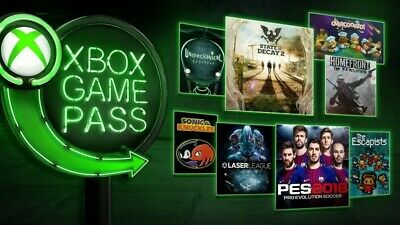 Xbox One Game Pass 14-Day Trial